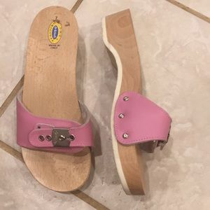Dr.Scholl's Sandals made in Italy size 7